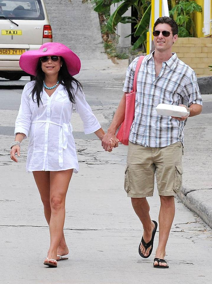 """""""Real Housewives of New York City's"""" Bethenny Frankel is officially a housewife! The reality star, 39, and her new hubby Jason Hoppy tied the knot on March 28. Look for their nuptials to be televised on Frankel's new Bravo spin-off, """"Bethenny's Getting Married,"""" when it debuts this summer. James Devaney/<a href=""""http://www.wireimage.com"""" target=""""new"""">WireImage.com</a> - April 4, 2010"""