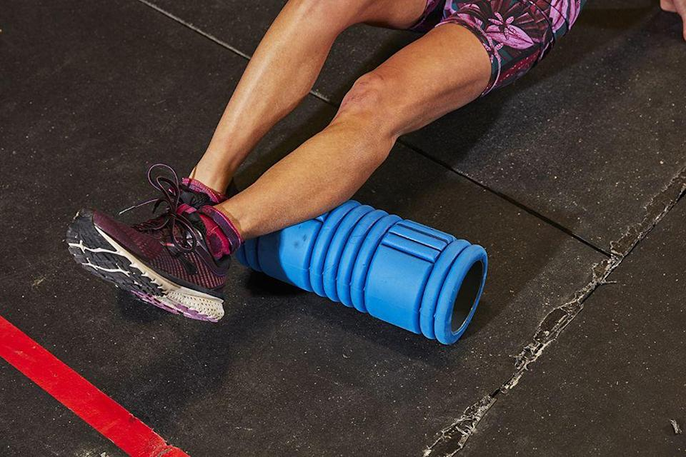 """<p>Feeling sore after a run? Roll it out. Feel stiff before a run? Roll it out. Feeling bored on a Friday night? <a href=""""https://www.runnersworld.com/health-injuries/a20812623/how-to-use-a-foam-roller-0/"""" rel=""""nofollow noopener"""" target=""""_blank"""" data-ylk=""""slk:Roll it out"""" class=""""link rapid-noclick-resp"""">Roll it out</a>. Never a bad time to lay on a tube of foam.</p>"""