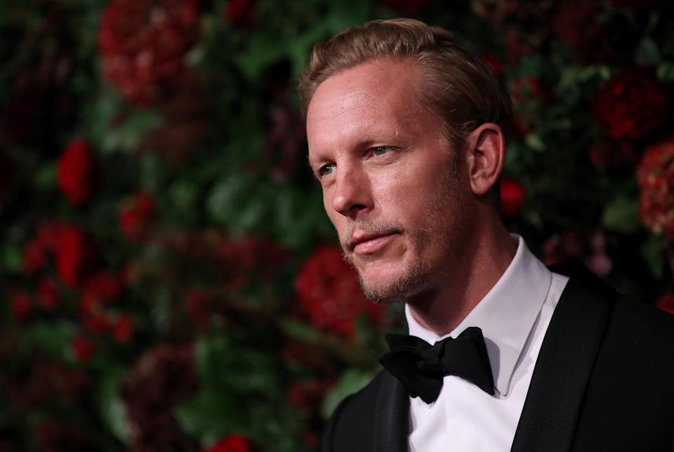 Laurence Fox attends the 65th Evening Standard Theatre Awards at the London Coliseum on November 24, 2019 in London, England. (Photo by Mike Marsland/WireImage)