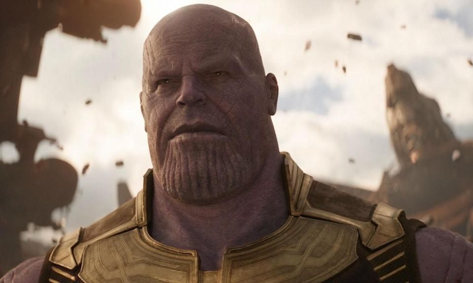 The directors treated Thanos like a hero by making him just as complex