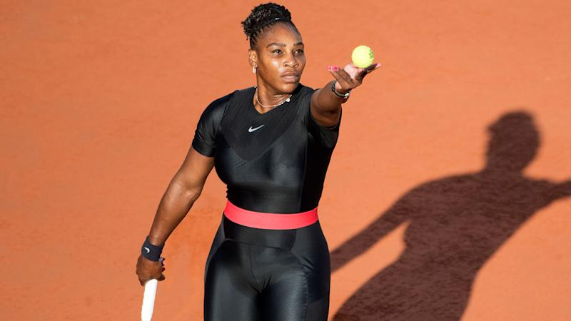 Serena Williams' Catsuit Banned At French Open