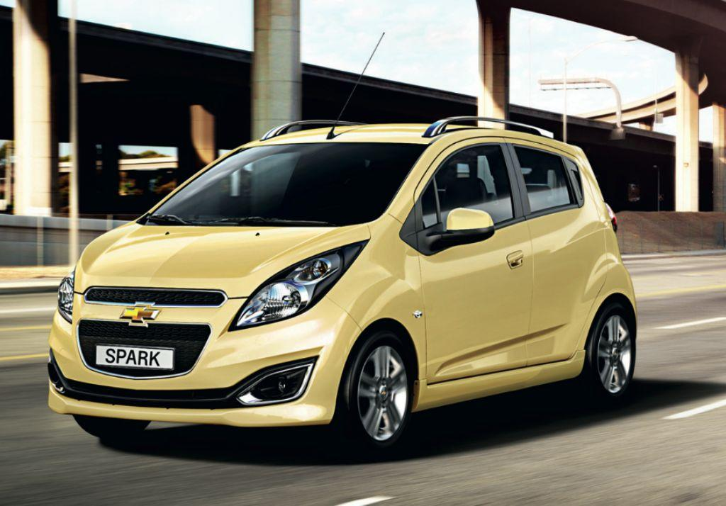GM's hot seller in India will get cosmetic updates. The 2013 Beat will be launched in April and looks sharper than before.