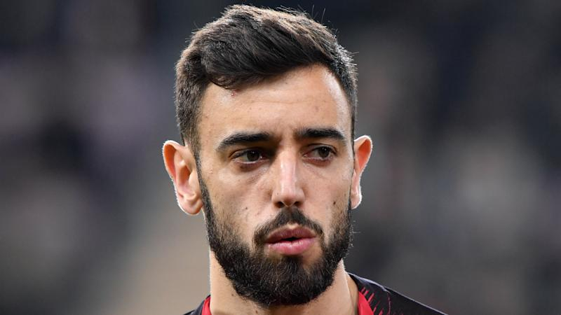 'I was screaming!' - Bruno Fernandes reveals his wild hotel celebrations after Portugal's Euro 2016 win