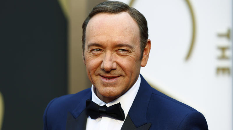 Kevin Spacey Is Getting Cut From 'All The Money In The World'