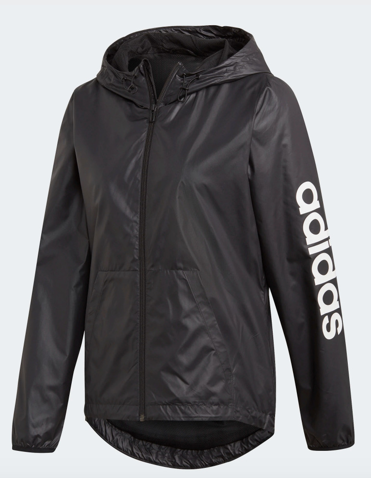 Essential Linear Windbreaker
