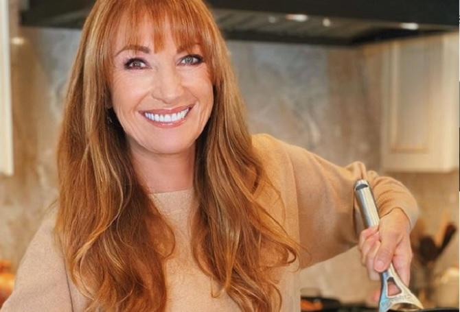Instagram/janeseymour