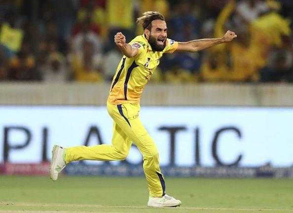Imran Tahir won the purple cap in IPL 2019