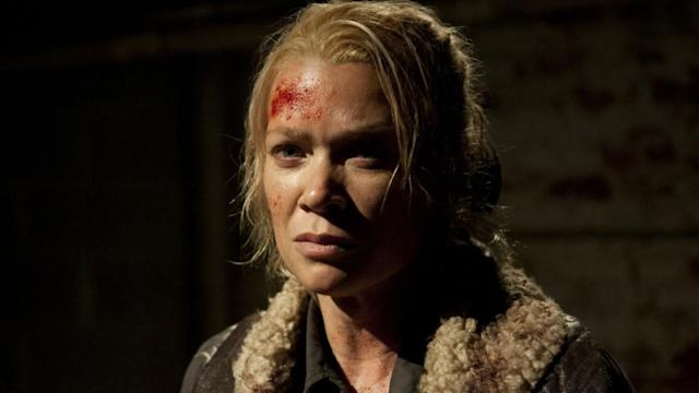 Laurie Holden as Andrea in 'The Walking Dead' (Photo: AMC)