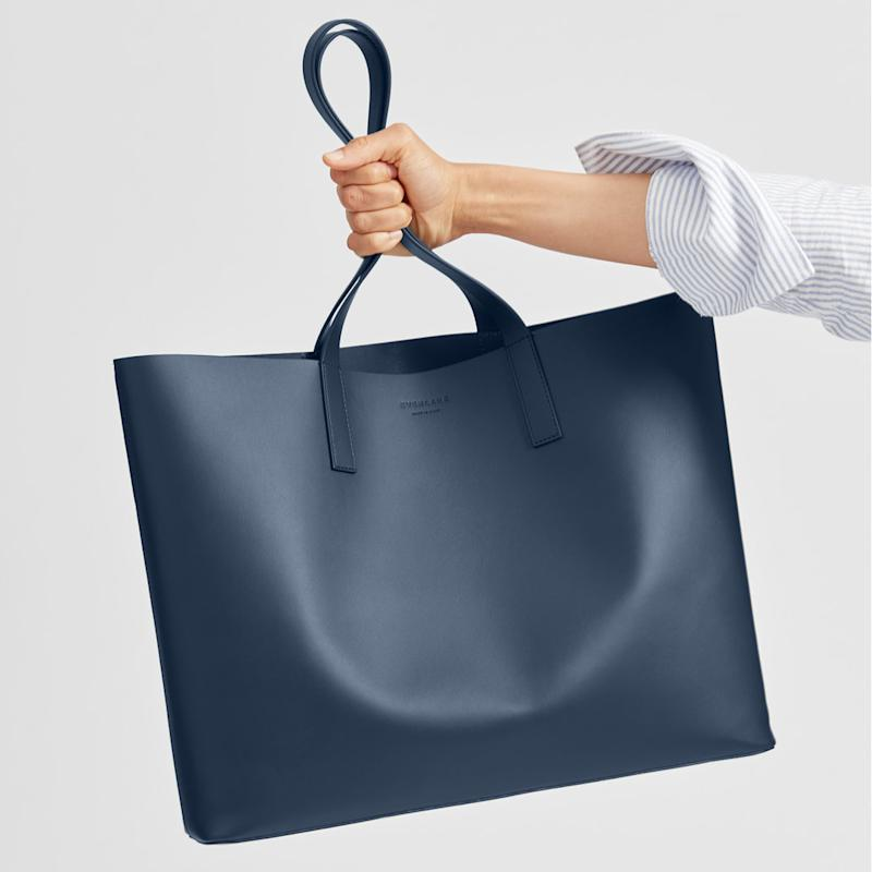 The Day Market Tote in Navy