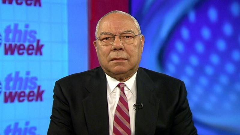 Colin Powell Still Sees 'Dark Vein' of Intolerance in GOP