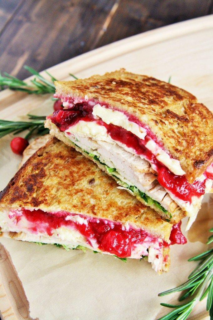 """<p>Serve up these sandwiches on your favorite bread. This blogger chose Italian slices, but any slice will be tasty.</p><p><strong>Get the recipe at <a href=""""https://www.thetastybiteblog.com/turkey-brie-monte-cristo-sandwiches/"""" rel=""""nofollow noopener"""" target=""""_blank"""" data-ylk=""""slk:The Tasty Bite"""" class=""""link rapid-noclick-resp"""">The Tasty Bite</a>.</strong></p><p><strong><strong><a class=""""link rapid-noclick-resp"""" href=""""https://www.amazon.com/Tramontina-80114-535DS-Professional-Restaurant/dp/B009HBKQ16/r?tag=syn-yahoo-20&ascsubtag=%5Bartid%7C10050.g.1064%5Bsrc%7Cyahoo-us"""" rel=""""nofollow noopener"""" target=""""_blank"""" data-ylk=""""slk:SHOP SKILLETS"""">SHOP SKILLETS</a></strong><br></strong></p>"""