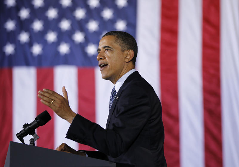 Obama strikes back at GOP critics on gas prices