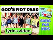 "<p>Kids will love all the clapping and dancing that goes along with this worship song. </p><p><a href=""https://www.youtube.com/watch?v=E2BZV7m4BUY"" rel=""nofollow noopener"" target=""_blank"" data-ylk=""slk:See the original post on Youtube"" class=""link rapid-noclick-resp"">See the original post on Youtube</a></p>"