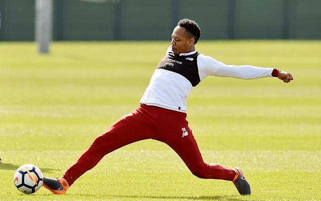 """Nathaniel Clyne has joined the Liverpool squad for the first time this season for Saturday's trip to Crystal Palace, but Jurgen Klopp is without Joe Gomez for up to a month. Gomez suffered an ankle injury on international duty. That makes Clyne's return from back surgery well-timed, although youngster Trent Alexander-Arnold remains the favoured option ahead of the game at Selhurst Park. Clyne's last appearance was during the pre-season, July 12, against Tranmere Rovers and despite some Under 23 appearances he will need to wait for his first start. Klopp also has the option of using James Milner in the full-back role if he is worried over overplaying youngster Alexander-Arnold. Gomez, however, must sit out the Premier League games with Palace, Everton and Bournemouth, as well as the Champions League tie with Manchester City. """"Joe's injury is serious enough to keep him out for a couple of games but not out for the rest of the season. We hope he will be back training in 3 to 4 weeks,"""" said Klopp. Gomez picked up an ankle injury on international duty Credit: Reuters """"But Clyney is fit and training so that is good news. I have no fear of putting him in, no, but of course he does not have the rhythm. We tried to give him as many games as possible after a long, long time out. """"I think he's had three games now. It's not perfect but it's better than no game. It's all okay now. You can see in training that everything is there again. We will use him for sure."""" Nathaniel Clyne enjoying a training session alongside Georginio Wijnaldum Credit: John Powell/Liverpool FC via Getty Images Klopp says the trip to Palace is as important as the City quarter-final on Wednesday, especially as any slips domestically could jeopardise Liverpool's top four status. """"City will be very important after Palace, but not at the moment,"""" he said. """"We play Crystal Palace with all we have, with all intensity, with all concentration. For a player or manager of Liverpool, everything is at least about qual"""
