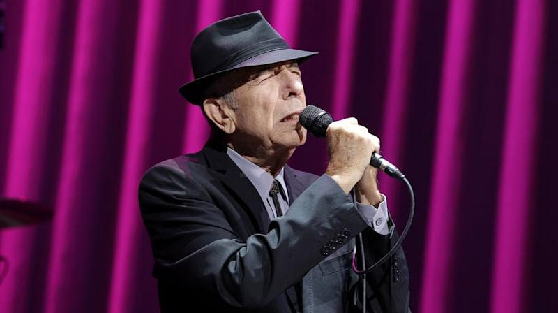 Leonard Cohen's 'Hallelujah' Reaches Hot 100 for First Time