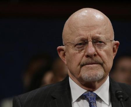 US National Intelligence director Clapper appears before House Intelligence Committee in Washington
