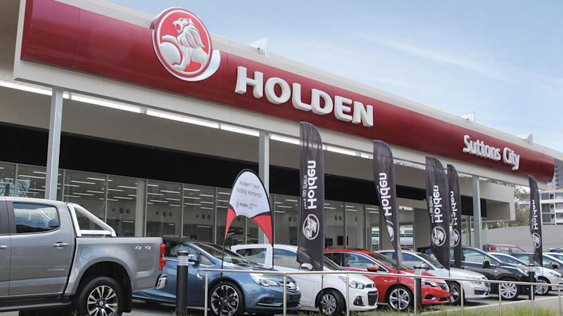 General Motors to axe Holden in Australia and New Zealand