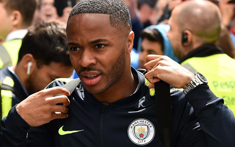 Raheem Sterlingsays there must be
