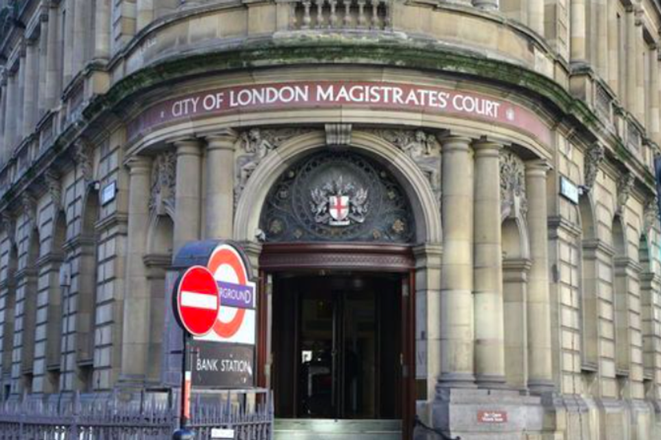 City of London Magistrates' Court (Gareth Fuller/PA Archive)