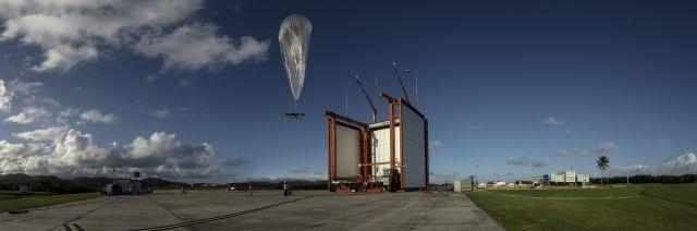 Alphabet's Loon to launch mobile internet balloons in Peruvian Amazonia