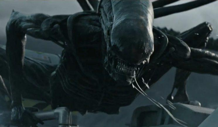 The Xenomorph returns... again - Credit: 20th Century Fox