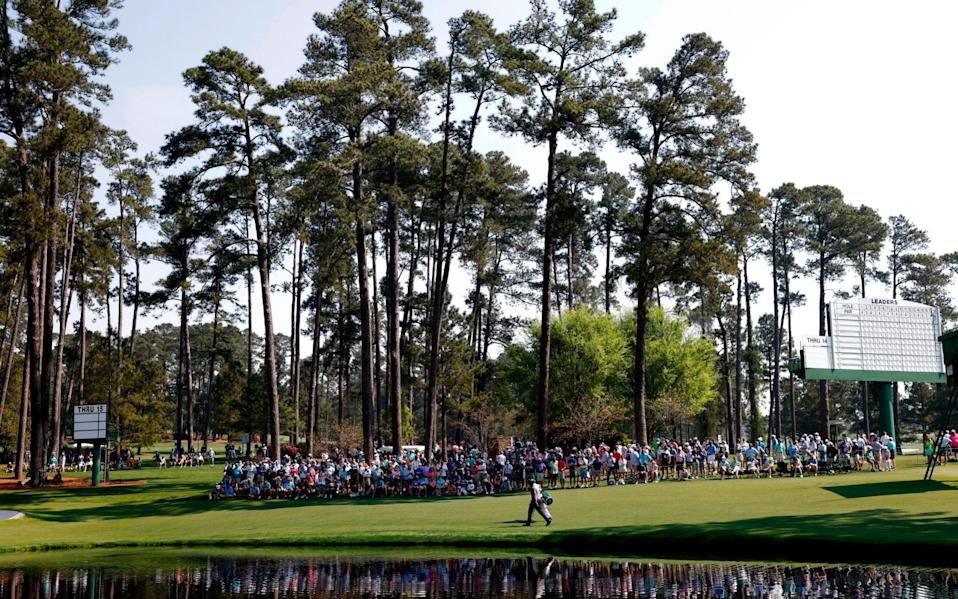 The Masters - REUTERS