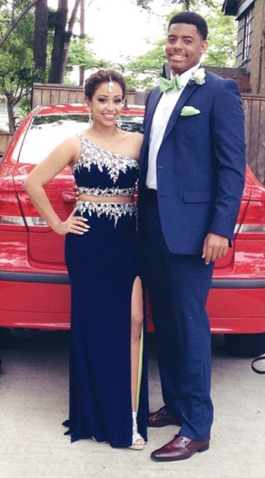 """<p>The YouTuber and <em>Double Dare</em> reboot host <a rel=""""nofollow"""" href=""""https://www.instagram.com/p/nJoRlis1OY/"""">posted cute prom pics</a> back in 2014 on Instagram and Twitter of her hanging out with <a rel=""""nofollow"""" href=""""https://www.instagram.com/p/mtpwqoM1NK/"""">her date</a> and <a rel=""""nofollow"""" href=""""https://www.instagram.com/p/mvaWXQs1ND/"""">friends</a>.</p><p>On Twitter, she gushed about her date's <a rel=""""nofollow"""" href=""""https://twitter.com/lizakoshy/status/444597188497133570"""">promposal</a>.</p>"""