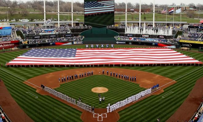 Major League Baseball's political fundraising reached record levels last month.