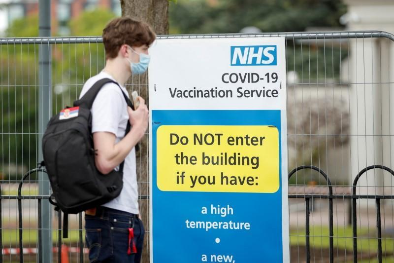 Vaccinations against COVID-19, in Leicester