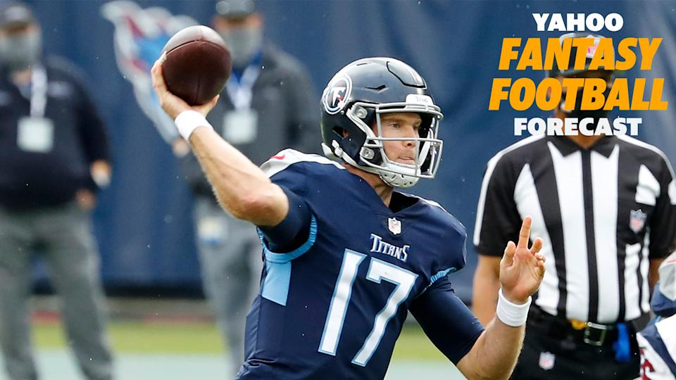 The Tennessee Titans haven't lost a step from last year's breakout on offense.