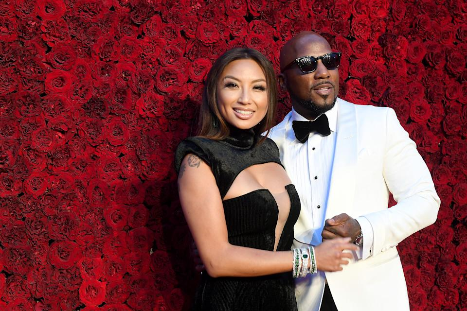 TV host Jeannie Mai and rapper Jeezy, who got married on March 27, 2021, are expecting their first child together.