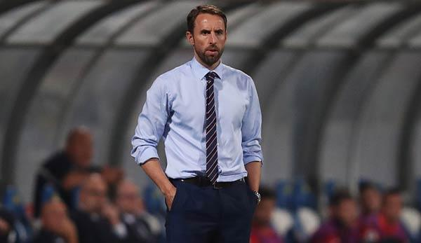 International: Southgate nominiert drei Debütanten