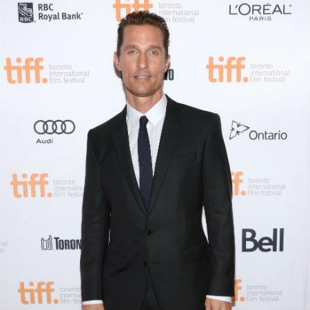 Matthew McConaughey: Friends thought I was ill