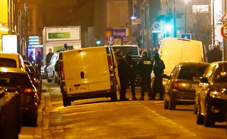 French national arrested in Paris region over 'advanced terror plot'