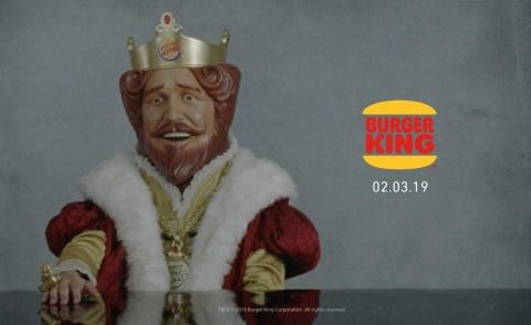 The Burger King® Brand is Bringing America's Favorite Burger® to America's Favorite Game, the Super Bowl