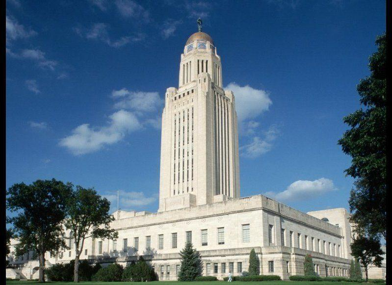 <strong>NEBRASKA STATE CAPITOL</strong> Lincoln, Nebraska <strong>Year completed:</strong> 1932 <strong>Architectural style:</strong> Streamline Moderne <strong>FYI:</strong> Don't forget to look down. Hildreth Meire's mosaics decorate both the ceiling and the floor of the building. Although Meire worked on the National Academy of Science in Washington D.C. and St. Bartholomew's Church in New York City, she called the Nebraska capitol her crowning achievement. <strong>Visit:</strong> Guided tours are available every hour on the hour (except noon): Monday through Friday, from 8 a.m. to 5 p.m.; Saturday and holidays, from 10 a.m. to 5 p.m.; and Sunday, from 1 p.m. to 5 p.m.