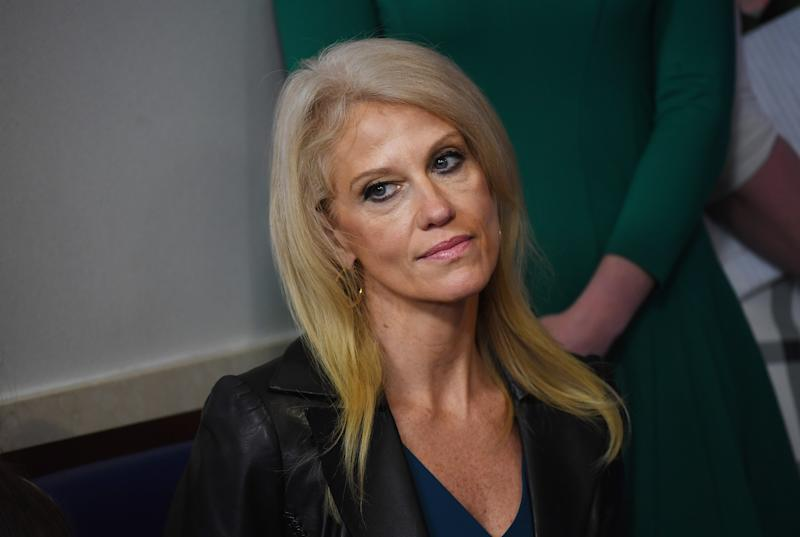 Mika Brzezinski Says It's 'Unbelievable' Kellyanne Conway Works in the White House