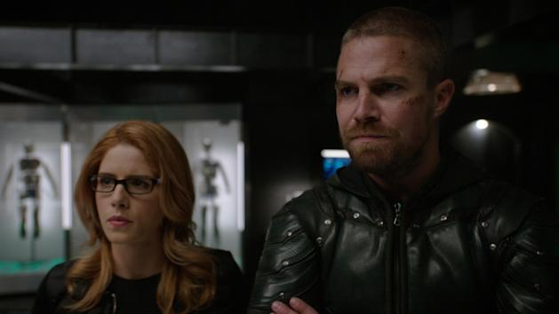 Stephen Amell Confirms Emily Bett Rickards' Return for 'Arrow' Series Finale