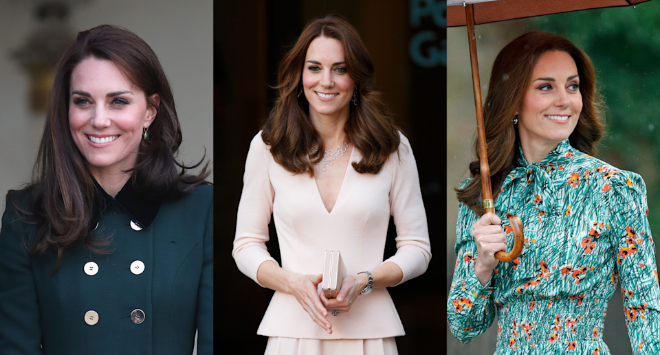 One of Kate Middleton's favourite jewelry brands is on sale at Nordstrom — but only until Sunday (Photos via Getty Images)