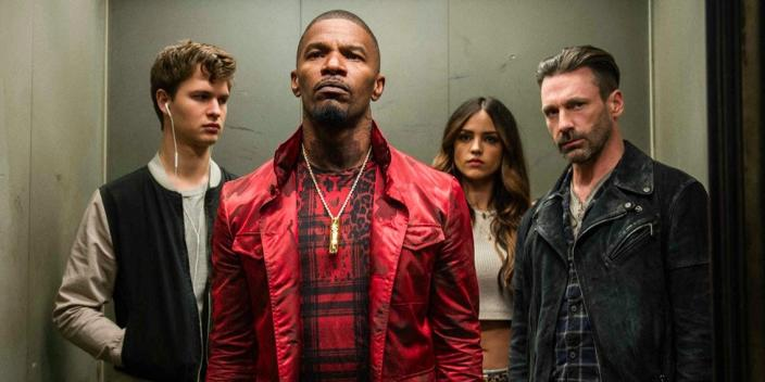 """Edgar Wright's """"Baby Driver."""""""