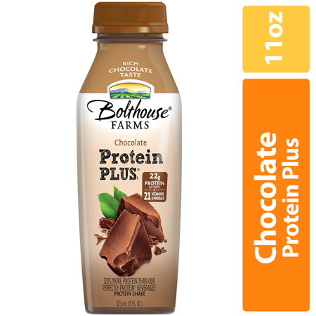 Bolthouse Farms Chocolate Protein Plus Shake