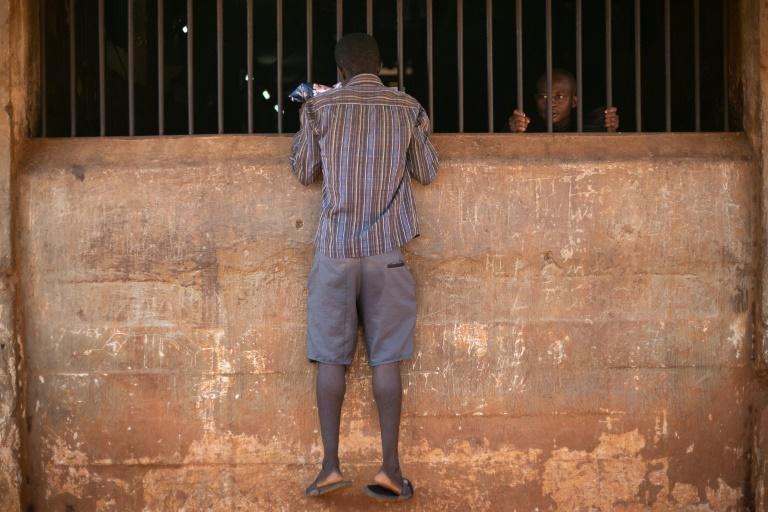 Sierra Leone had long allowed the use of death penalties, but has not carried out an execution since 1998 (AFP/Anne-Sophie FAIVRE LE CADRE)