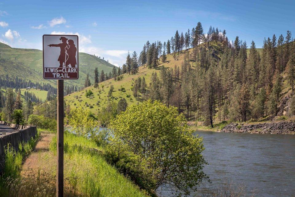 """<p><strong>The Drive: </strong><a href=""""https://www.tripadvisor.com/ShowUserReviews-g45256-d143845-r291614937-Highway_12-Lolo_Montana.html"""" rel=""""nofollow noopener"""" target=""""_blank"""" data-ylk=""""slk:Northwest Passage Scenic Byway"""" class=""""link rapid-noclick-resp"""">Northwest Passage Scenic Byway</a></p><p><strong>The Scene: </strong>Beginning in <a href=""""https://www.tripadvisor.com/Tourism-g35516-Lewiston_Idaho-Vacations.html"""" rel=""""nofollow noopener"""" target=""""_blank"""" data-ylk=""""slk:Lewiston"""" class=""""link rapid-noclick-resp"""">Lewiston</a>, follow U.S. Highway 12 to the Idaho-Montana border until you reach the city of <a href=""""https://www.tripadvisor.com/Tourism-g35469-Grangeville_Idaho-Vacations.html"""" rel=""""nofollow noopener"""" target=""""_blank"""" data-ylk=""""slk:Grangeville"""" class=""""link rapid-noclick-resp"""">Grangeville</a>. For the next four-and-a-half hours, you'll follow the route of <a href=""""https://www.tripadvisor.com/Attraction_Review-g28968-d536053-Reviews-Lewis_and_Clark_National_Historic_Trail-Washington.html"""" rel=""""nofollow noopener"""" target=""""_blank"""" data-ylk=""""slk:Lewis and Clark's Corps of Discovery"""" class=""""link rapid-noclick-resp"""">Lewis and Clark's Corps of Discovery</a>, so you're bound to see some great America sights through the ancestral homeland of the Nez Perce Native Americans. </p><p><strong>The Pit-Stop: </strong>Plan a visit to the <a href=""""https://www.tripadvisor.com/Attraction_Review-g60916-d142757-Reviews-Nez_Perce_National_Historical_Park-Spalding_Idaho.html"""" rel=""""nofollow noopener"""" target=""""_blank"""" data-ylk=""""slk:Nez Perce National Historical Park"""" class=""""link rapid-noclick-resp"""">Nez Perce National Historical Park</a> in <a href=""""https://www.tripadvisor.com/Attractions-g60916-Activities-Spalding_Idaho.html"""" rel=""""nofollow noopener"""" target=""""_blank"""" data-ylk=""""slk:Spalding"""" class=""""link rapid-noclick-resp"""">Spalding</a>. You can explore some Lewis and Clark historic landmarks, such as Canoe Camp and Cedar Grove. </p>"""
