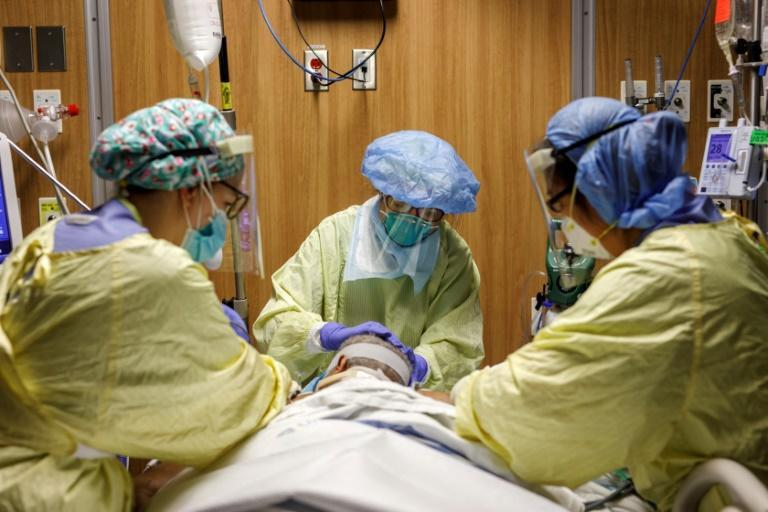 The epicentre of Canada's outbreak is Ontario, with the province's hospitals overwhelmed