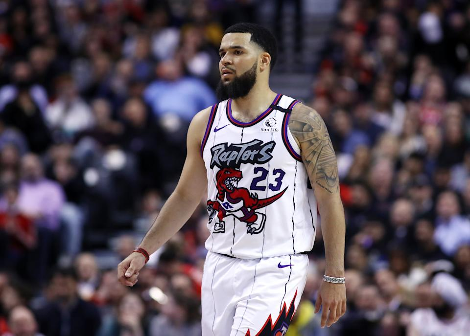 The Raptors will have to open their wallet to retain Fred VanVleet. (Vaughn Ridley/Getty Images)