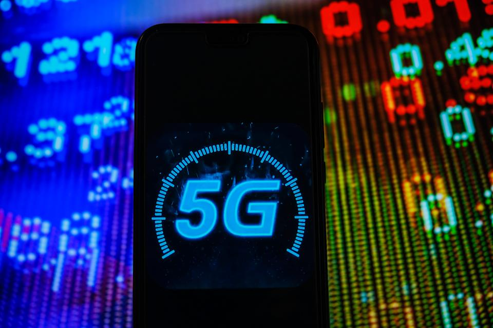 5G orders boosted recently floated Alphawave IP's top line. Photo: Omar Marques/SOPA Images/Sipa USA