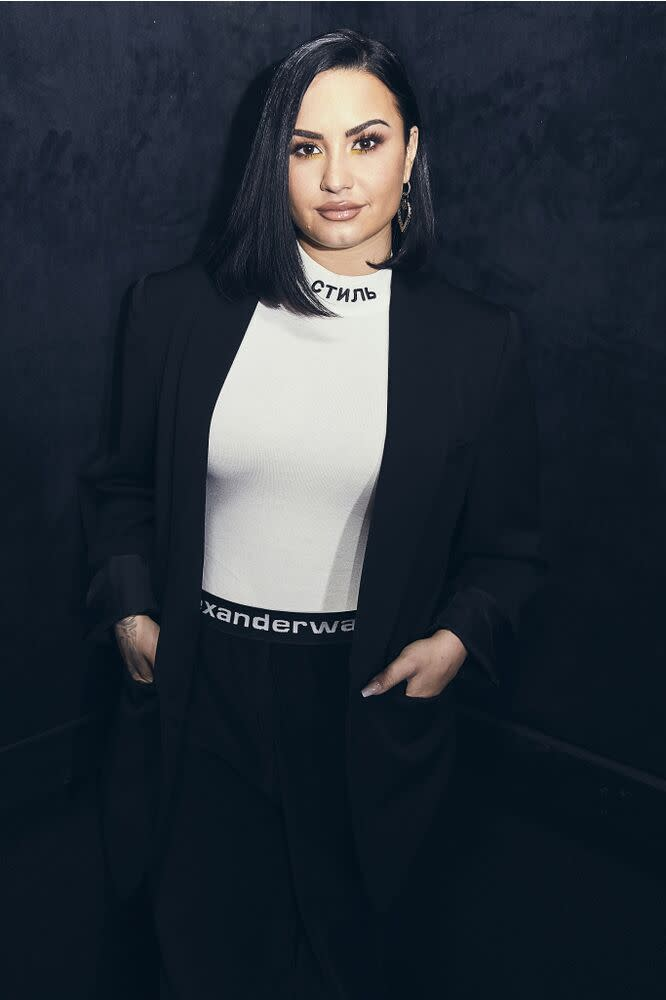 Demi Lovato | New Music Daily with Zane Lowe on Apple Music's Beats 1