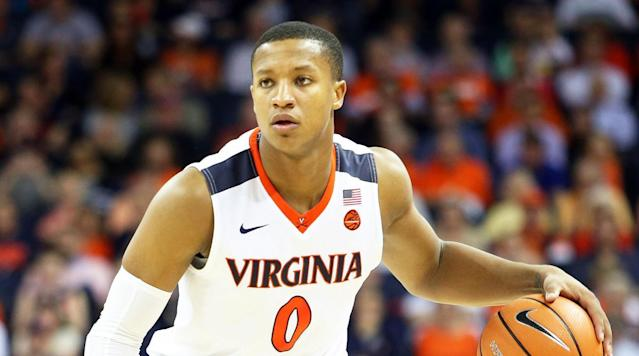 Where will Devon Hall go in the draft? The Crossover's Front Office breaks down his strengths, weaknesses and more in its in-depth scouting report.
