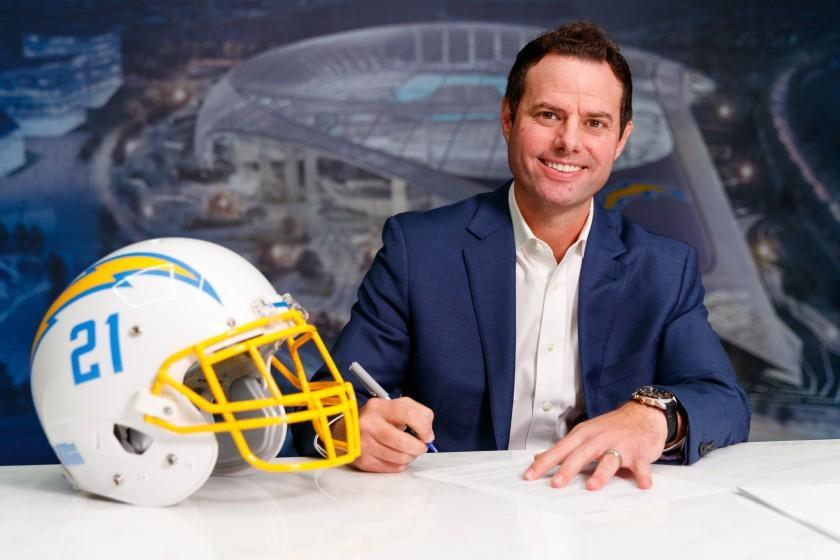 Brandon Staley readies to sign a deal to become the 17th head coach in Chargers history.