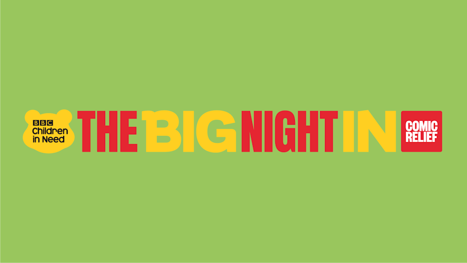 The Big Night In will be live on Thursday April 23rd. (BBC)